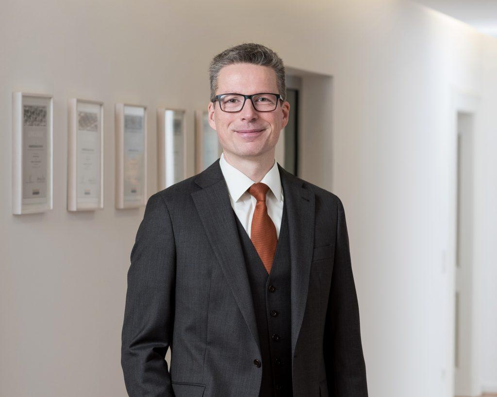 Michael Titz als neuer Portfoliomanager der Vermoegenskultur AG Muenchen.